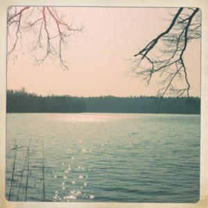Verliebt am Liepnitzsee