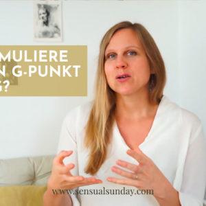 G-Punkt, Squirting, weibliche Ejakulation?!!
